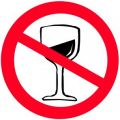 Say No To Alcohol - Diet For Gout Patients
