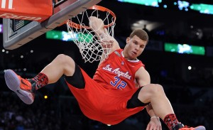 Blake Griffin was absent defending team USA in the 2012 London Olympics because of meniscus injury