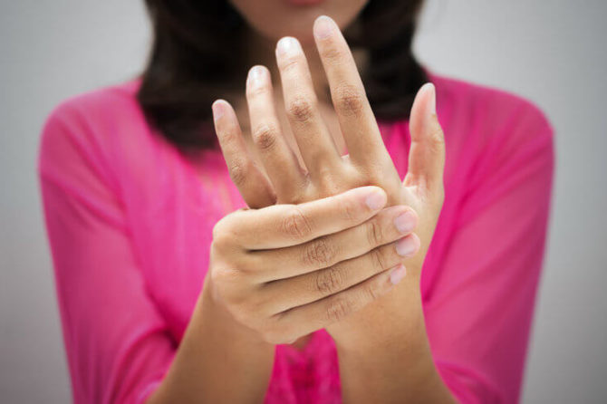 Common Causes of hand pain Singapore