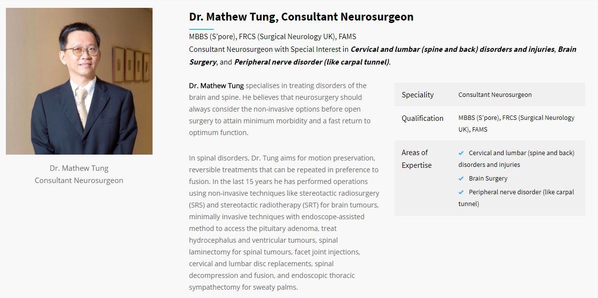 Singapore Epilepsy Doctor
