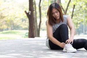 Ankle Sprain Treatment Singapore