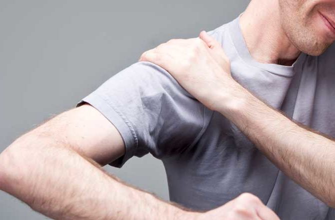 Shoulder Pain Due To Nerve Impingement
