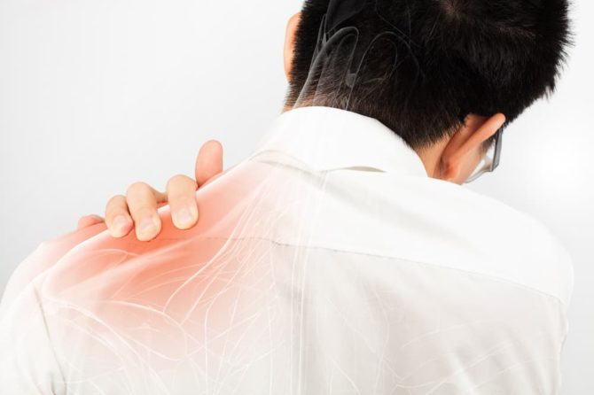 Shoulder Numbness Stiffness  Specialist Clinic