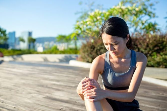 Knee Pain After Exercise