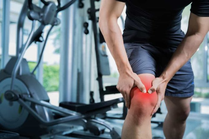 Thigh Muscle Injury