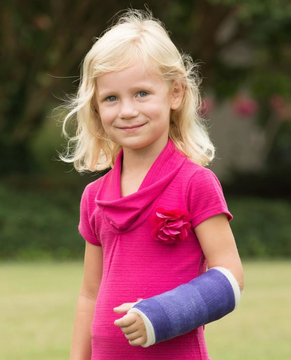 Broken Arm Waterproof Cast Children