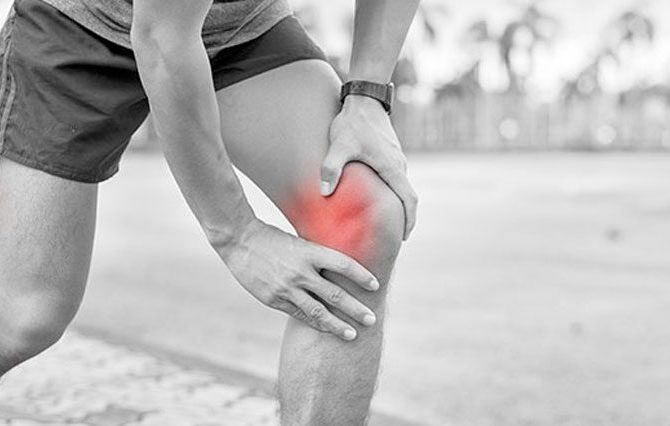Knee Pain When Moving or Bending