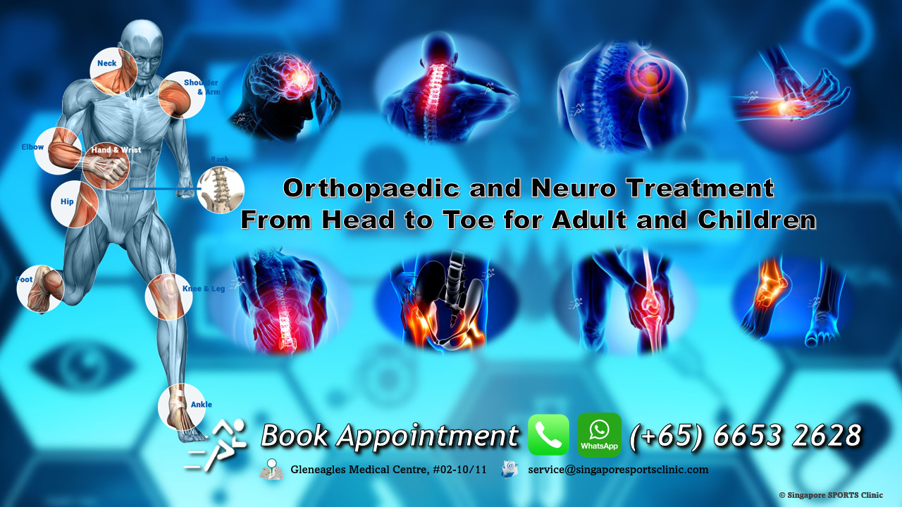 Singapore Sports Injuries Specialist Clinic